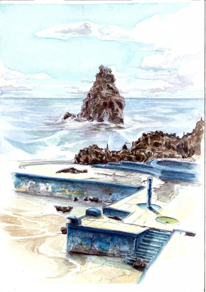 La piscine du Lido détruite par les grosses marées piscine-abandonnee-du-lido