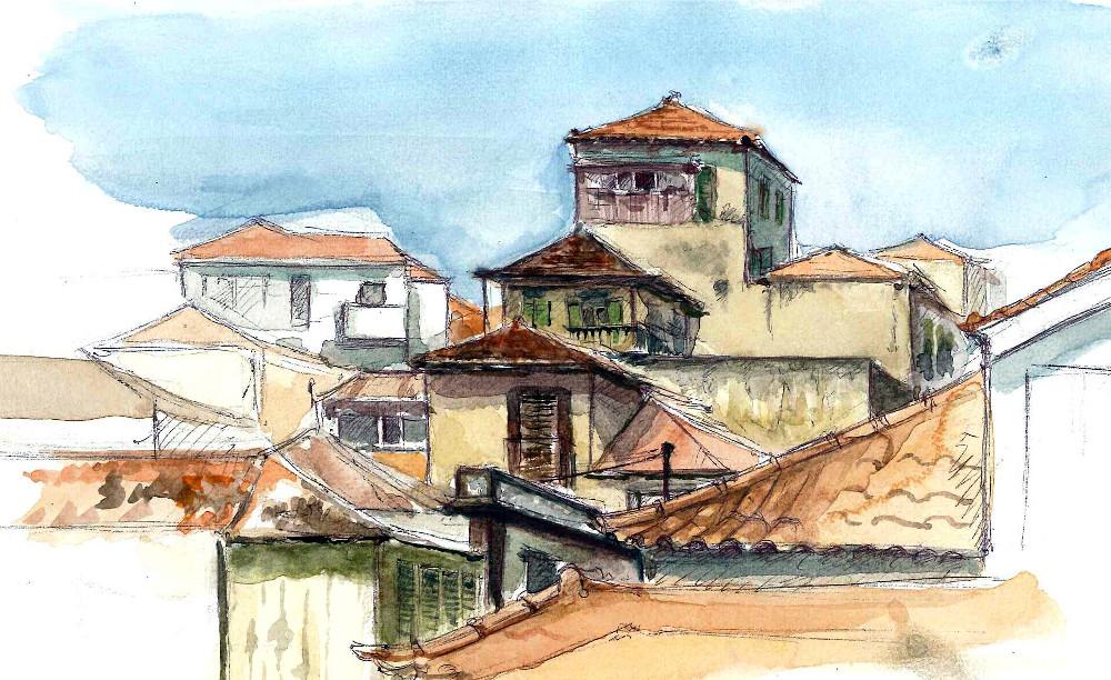 Des toits quelques-toits